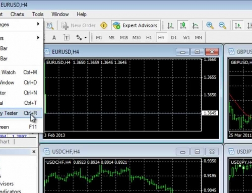 Metatrader Back-testing with 99% modelling quality